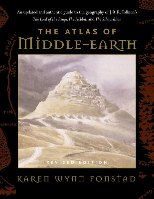 Atlas of Middle-Earth By Fonstad, Karen Wynn